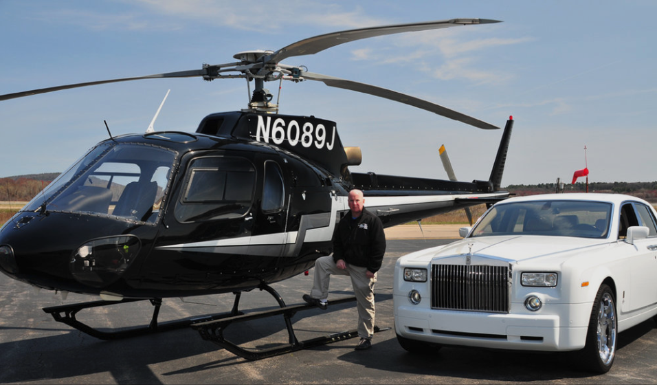 Chris Donovan | President of Boston Executive Helicopters